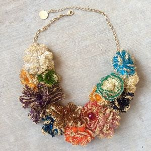 NEW Gorgeous Anthropologie Lavish beaded necklace
